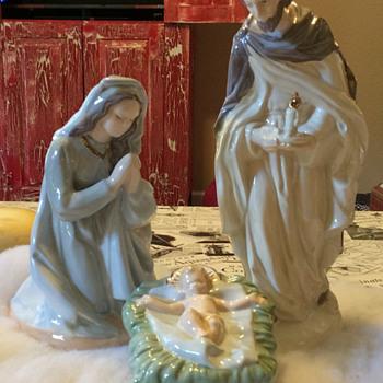 Atlantic Mold Holy Family