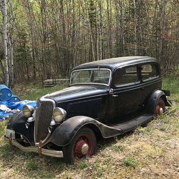 1934 All Steel Sedan - Original - Classic Cars