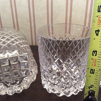 Don't know what this is - Glassware