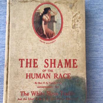 White Slave Traffic Book - Books