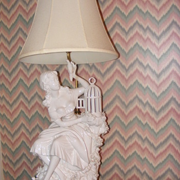 My Mom's Favorite Lamps - Lamps