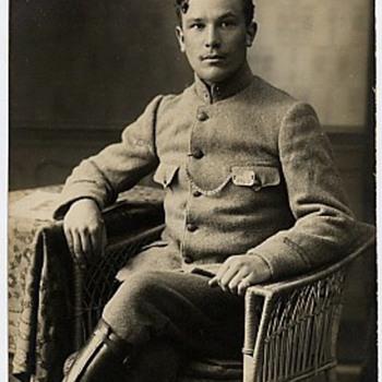 WW1 POW - Military and Wartime