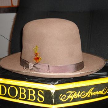 Found in closet - Hats