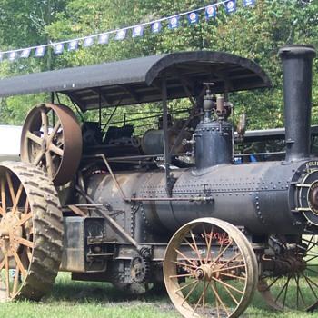 Steam tractor - Tractors