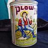 Plow Boy tin