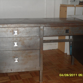 desk - from the Early 1900's  - Furniture