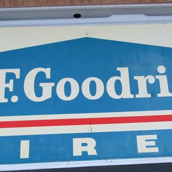Goodrich Tires - Advertising