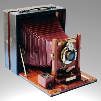 Tele-Photo Cycle-Poco Camera, 1897-99 - Cameras