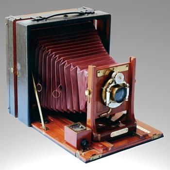 Tele-Photo Cycle-Poco Camera, 1897-99 - Cameras