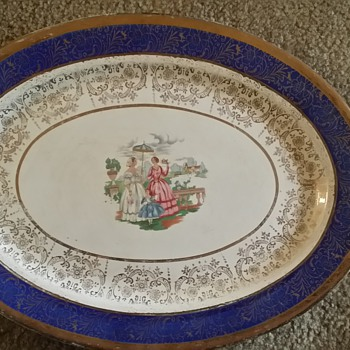 Anyone know where this collection is from? - China and Dinnerware