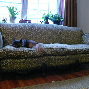 My darling little sofa - Furniture