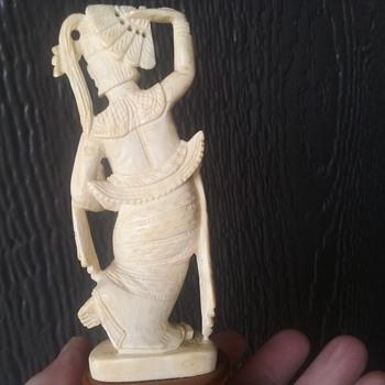 6in figurine backside 6in figurine back - Asian