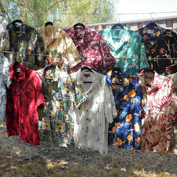 More Hawaiian Shirts - Mens Clothing