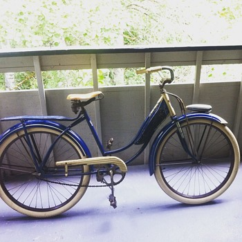 1948 Goodyear Marathon bicycle - Sporting Goods