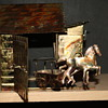 horse and buggy music box