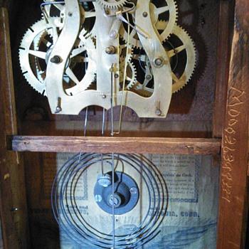 Steeple clock - Clocks