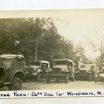 Does anyone have any info about the 26th Signal Co? - Military and Wartime