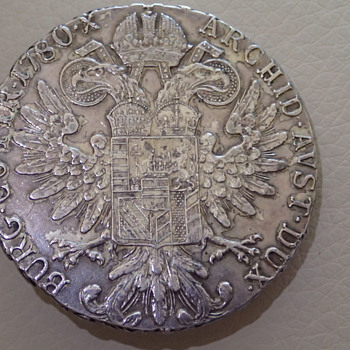 Very old coin/brooch - World Coins