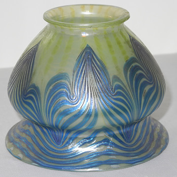 This is Loetz decor PG 2/187  - Art Glass