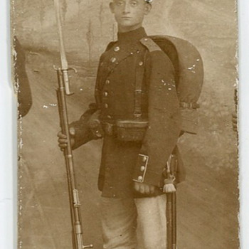 WWI German Army Pictures