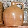Information  re. stoneware jug