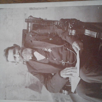 Mr. Long - Photographs