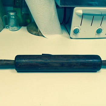 Great GREAT Grandmother's Rolling Pin - Kitchen