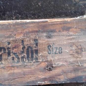 Grandfather's trunk? - Furniture