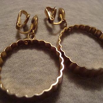 Crown Trifari, Bartek and Western Germany earrings