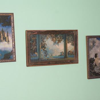 Maxfield Parrish - Posters and Prints