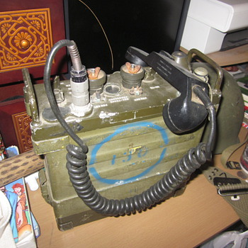 Military Radio - Military and Wartime