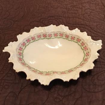 Habsburg China Dish - China and Dinnerware