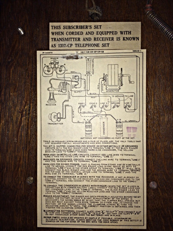 Western Electric Wiring Diagram - Wiring Diagram Site on