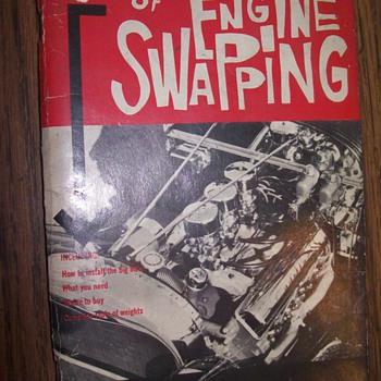 Handbook of Engine Swapping. - Books
