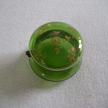 Green ring box - Accessories