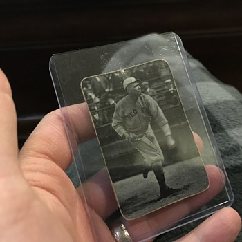 Vintage Babe Ruth Photos or  Cards  ?   - Baseball