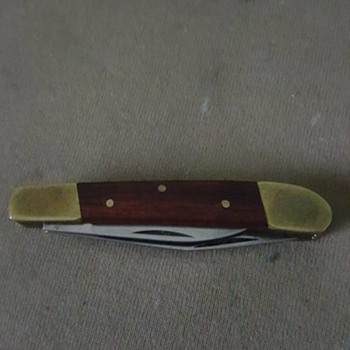 vintage knife,china stainless