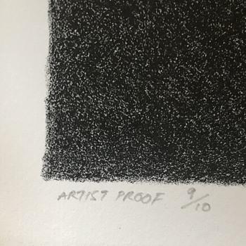 Art work in pencil. - Fine Art