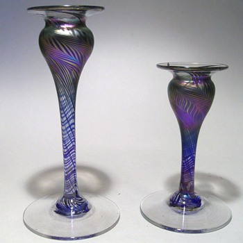 ROBERT HELD ART GLASS ( RHAG ) - Canadian