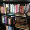 Books & collection - new arrangements