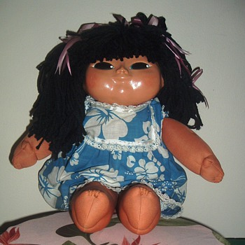 Taro Patch doll (Hawaiian version of cabbage patch) - Dolls
