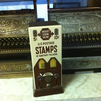Stamp Machine