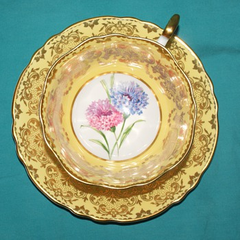 Paragon Cup and Saucer - China and Dinnerware
