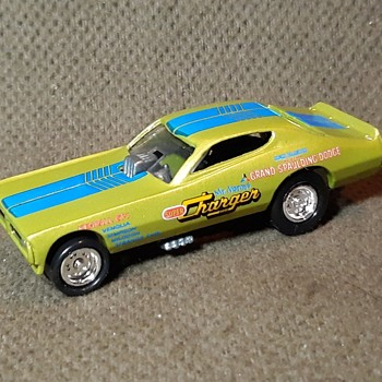 Johnny Lightning Mr. Norm's Super Charger Funny Car 1/64 Scale - Model Cars