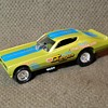 Johnny Lightning Mr. Norm's Super Charger Funny Car 1/64 Scale