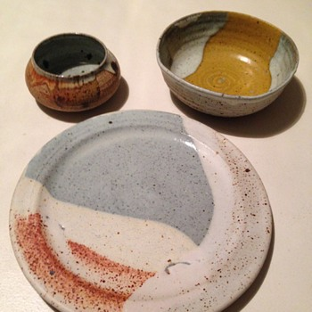 Small pottery collection - Pottery