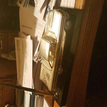 Shaeffers Car Desk Pen Stand