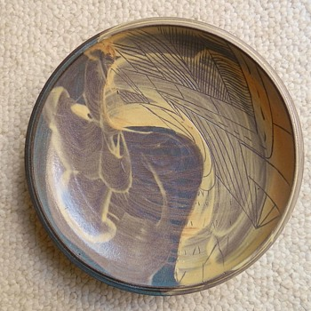 Richaard Bresnahan Studio Art Bowl - Pottery