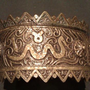 Metal arm decoration-Bracelet