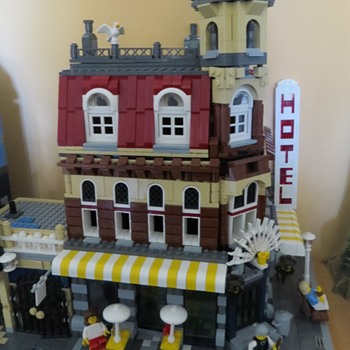 Lego - A Collectable and a Hobby - Toys